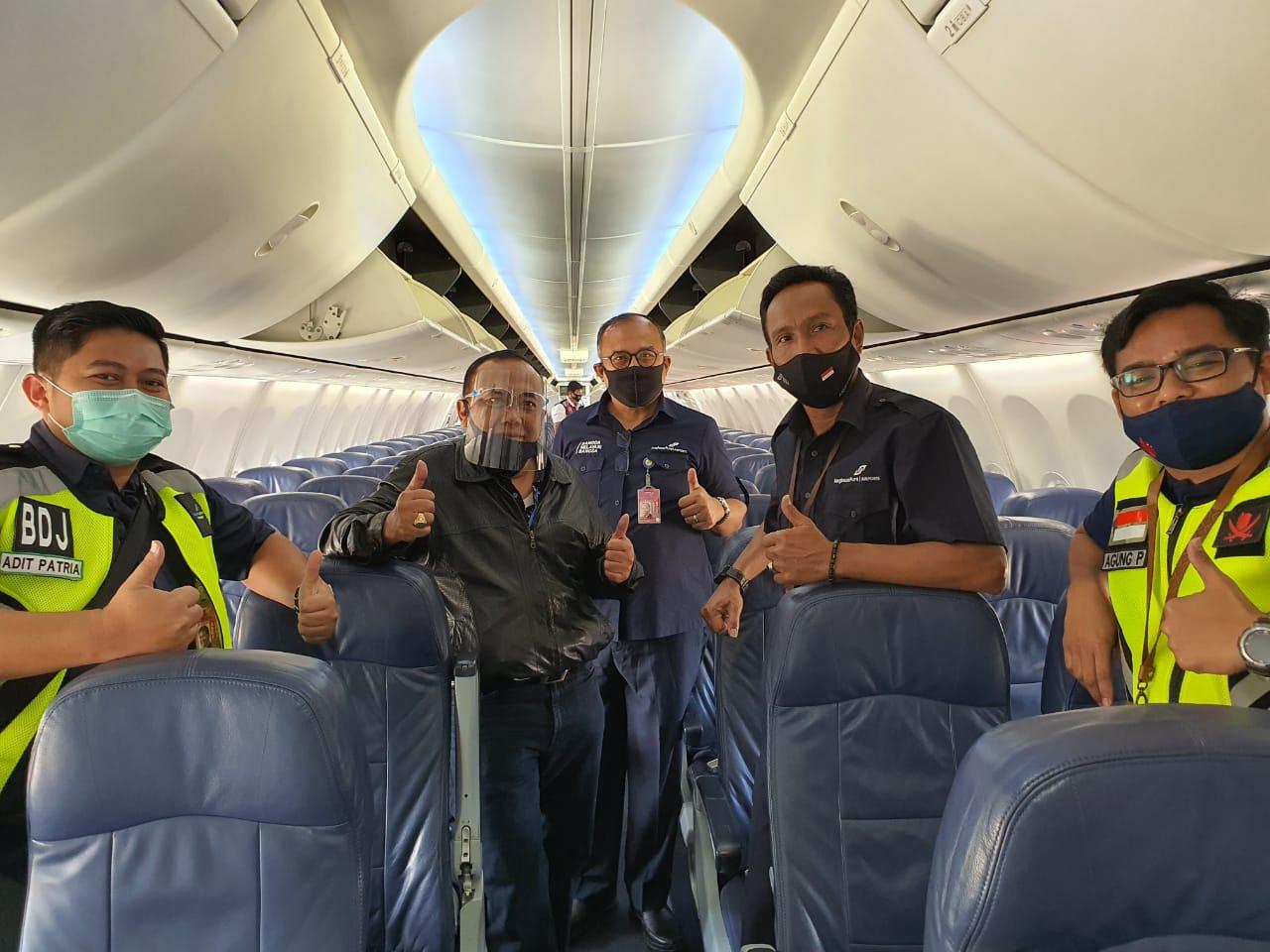 Lion Air Kampanyekan Safe Travel di Kalimantan © Lion Air
