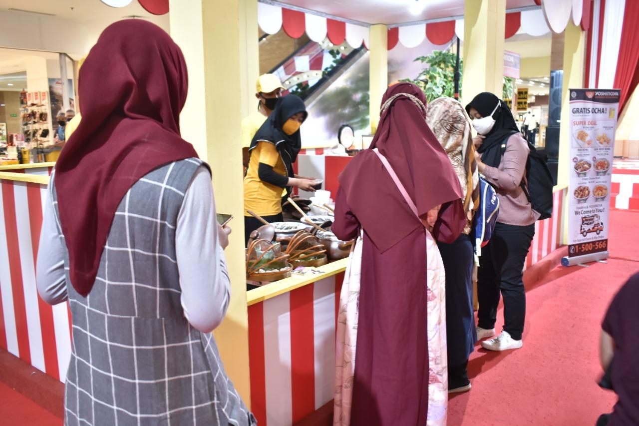 Agenda Hartono Mall Yogyakarta pada Agustus 2020 : Merah Putih Celebration ©Hartono Mall Yogyakarta