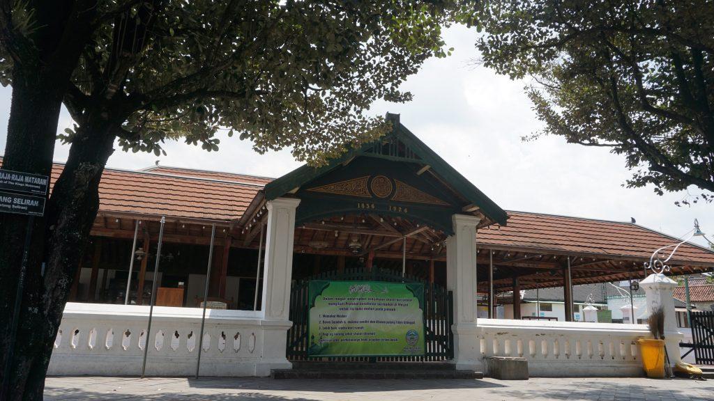 Masjid Agung Kotagede © Travela