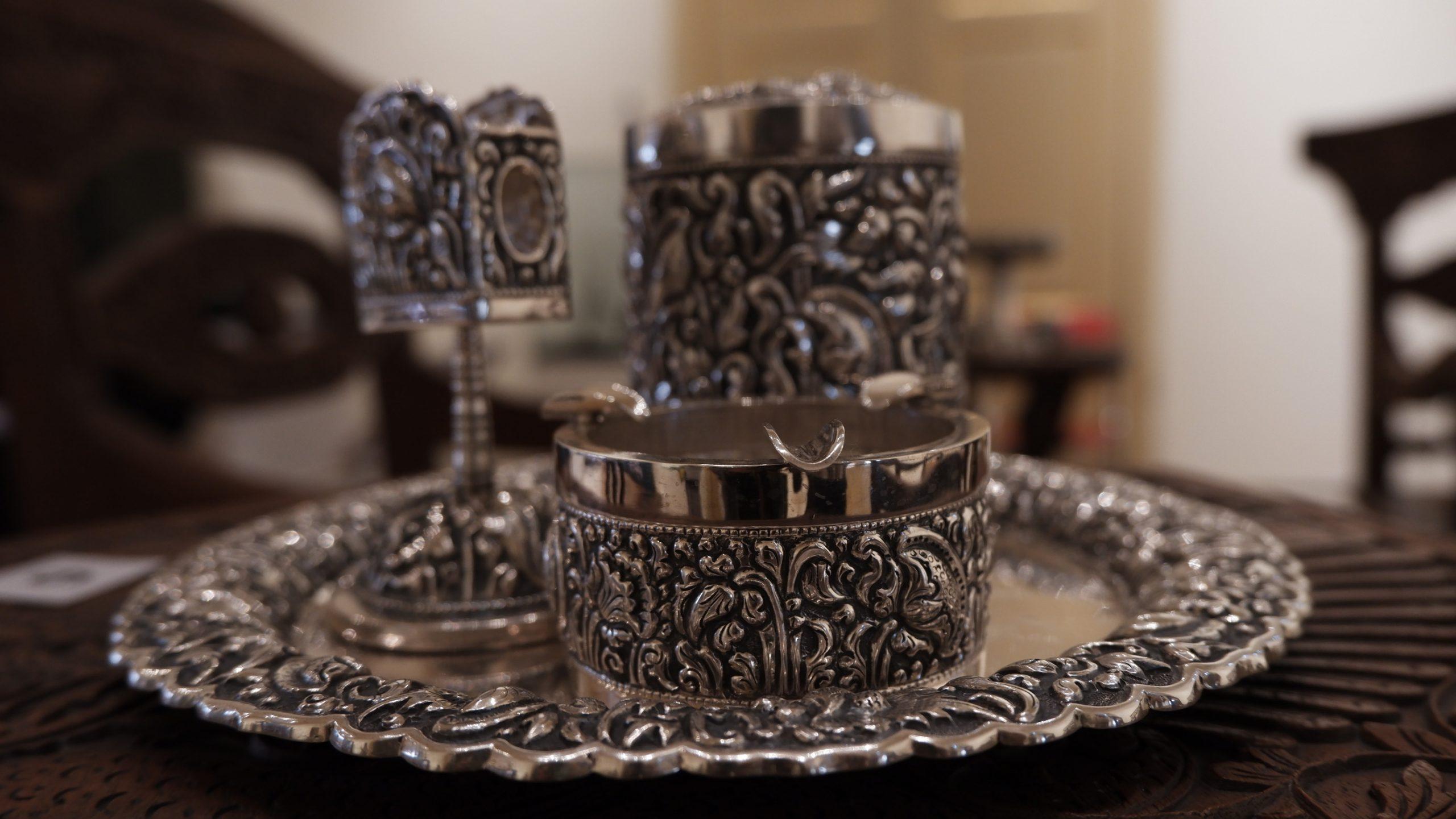 Pameran Rajata: Perak dan Kisah di antaranya ©Museum Sonobudoyo