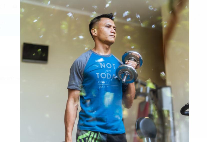 Tampilan Baru Fitness Center Hotel Horison Ultima Riss Malioboro Yogyakarta