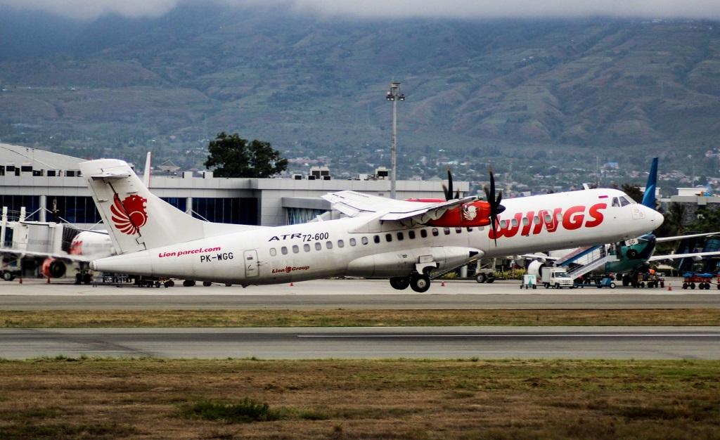 Wings Air Luncurkan Rute Makassar – Palu ©Wings Air