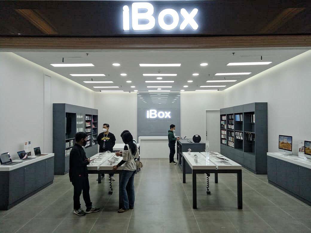 iBox Store di JCM © Jogja City Mall