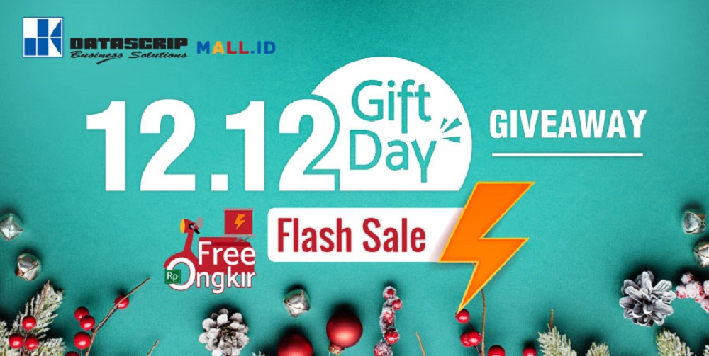 Datascripmall.ID 12.12 Gift Day