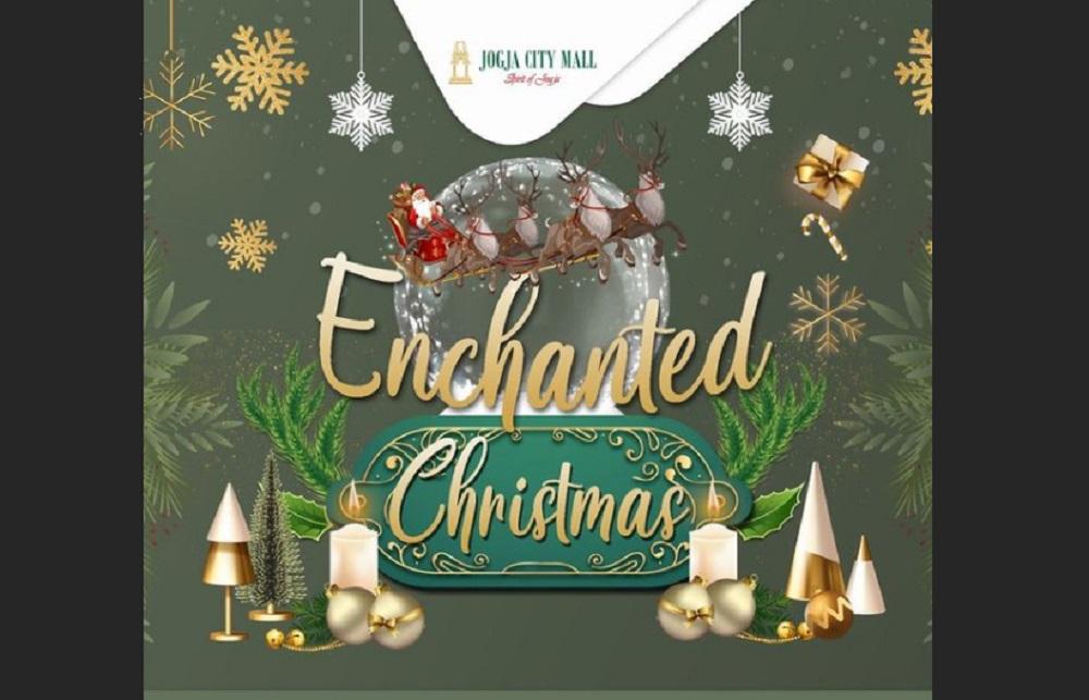 Kemeriahan Natal dan Tahun Baru di Jogja City Mall
