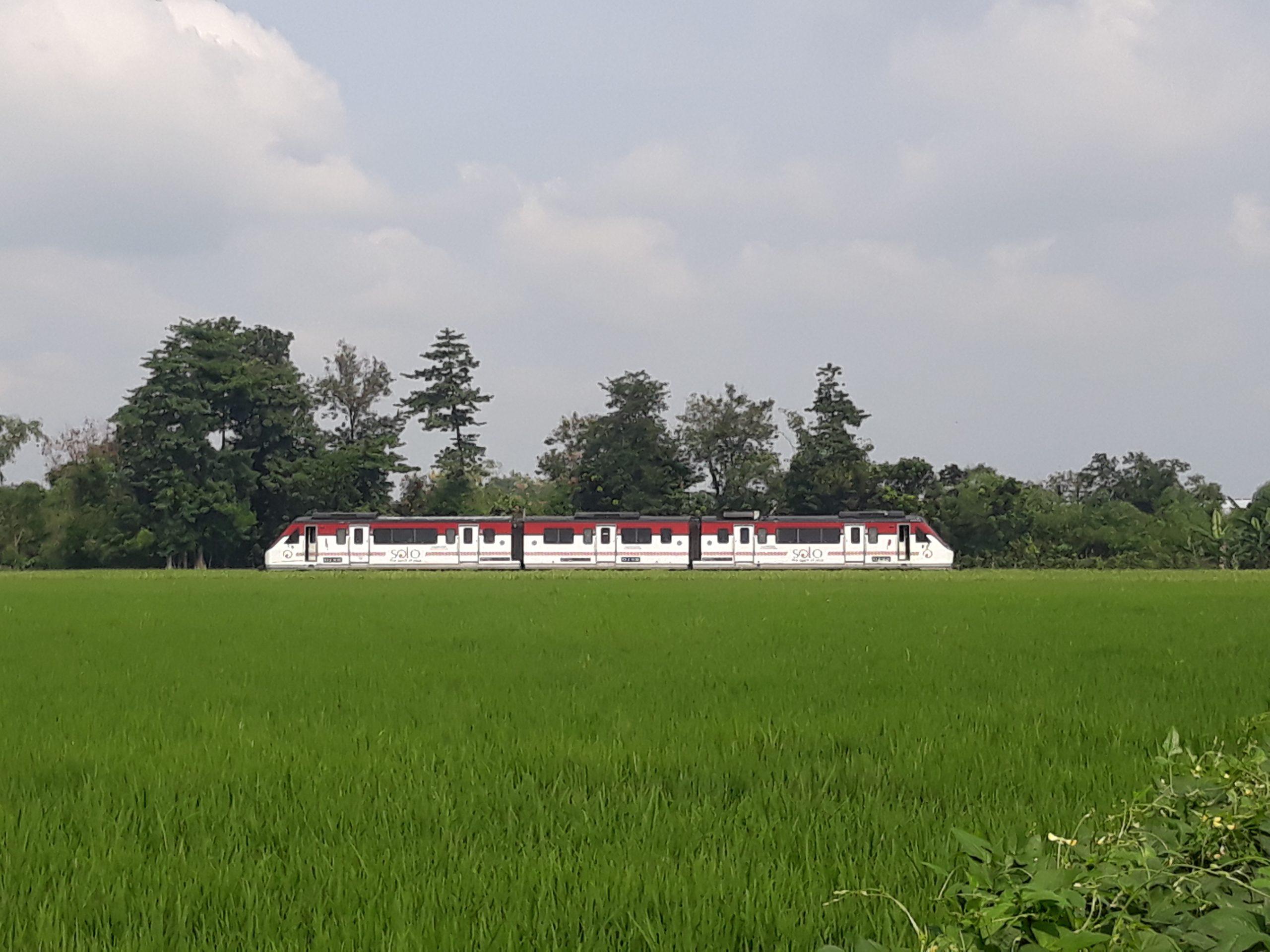 Daop 6 Yogyakarta Kembali Jalankan KA Batara Kresna